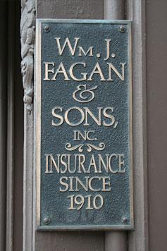 Wm. J. Fagan and Sons, Inc. Insurance Since 1910